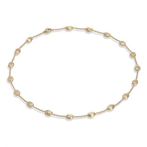 Marco Bicego Siviglia Halskette Gold 18 Karat CB553 Y