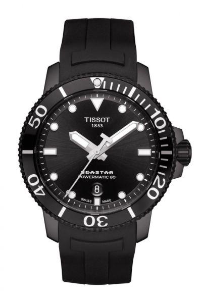 Tissot Seastar 1000 Powermatic 80 T120.407.37.051.00 Herren Automatikuhr Taucheruhr