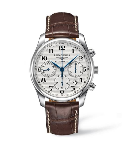 Longines Master Collection 42mm Automatik Herren Chronograph L2.759.4.78.3