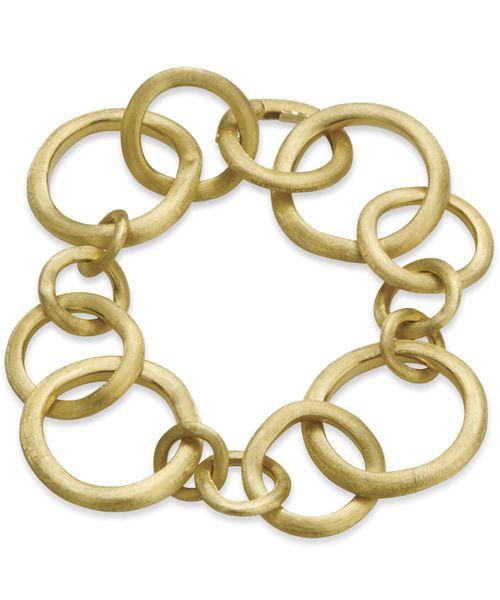 Marco Bicego Jaipur Armband Gold 18 Karat BB1350 Y