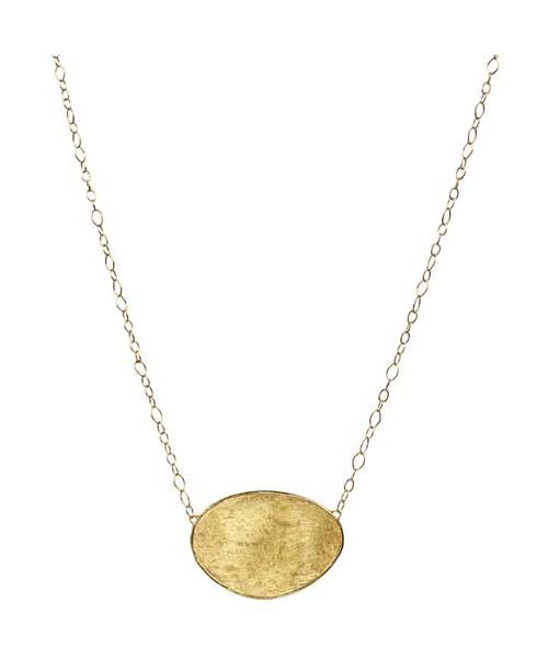 Marco Bicego Halskette aus Gold Lunaria CB1769