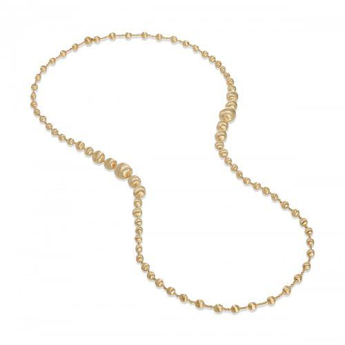 Marco Bicego Africa Halskette Gold 18 Karat 92 cm CB1417 Y