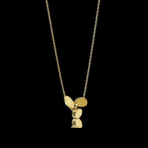 Luisa Rosas BE Halskette Gold 18 Karat XS LRBE101