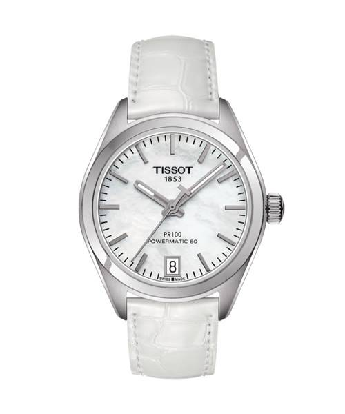 Tissot PR 100 Automatic Lady NEW (T101.207.16.111.00)
