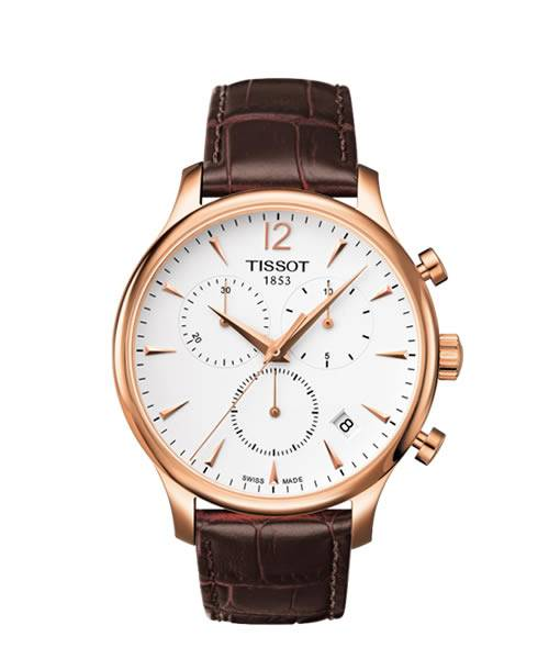 Tissot Tradition Chronograph (T063.617.36.037.00)