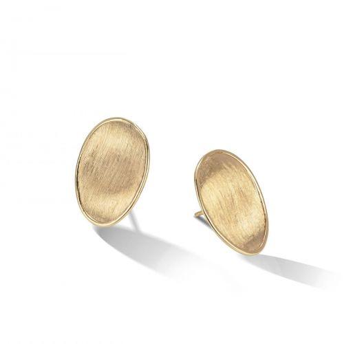 Marco Bicego Ohrstecker Gold 18 Karat Lunaria Ohrringe OB1342 Y