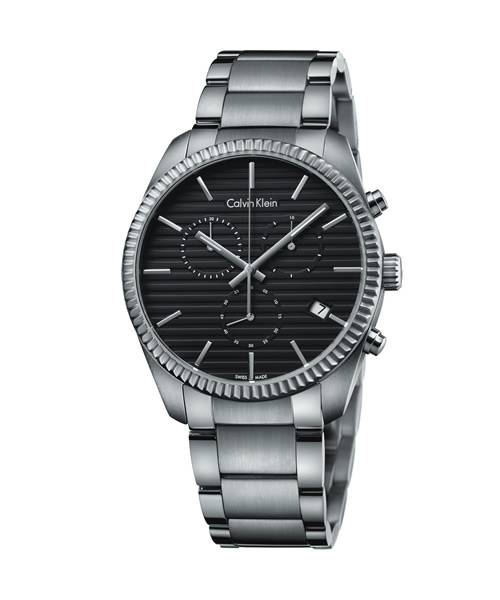 Calvin Klein alliance chrono (K5R37141)