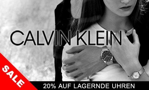 Calvin Klein Uhren Sale