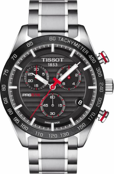 tissot t sport prs 516 herren chronograph. Black Bedroom Furniture Sets. Home Design Ideas