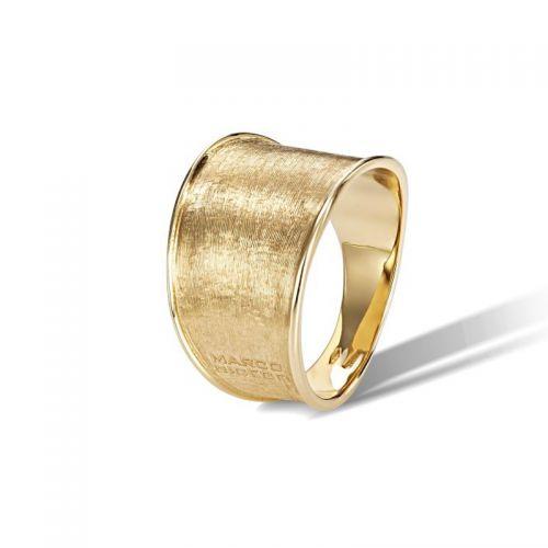 Marco Bicego Lunaria Ring Gold 18 Karat AB550 Y