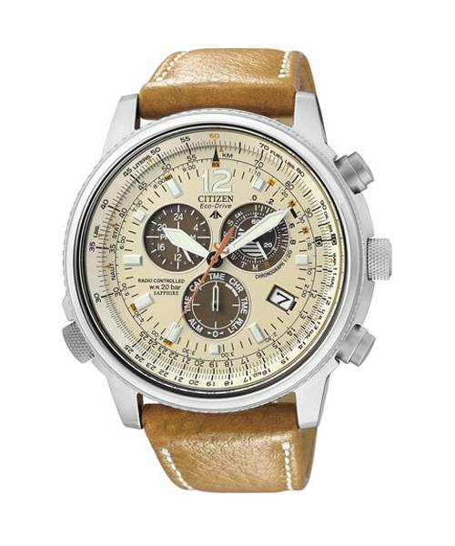 Citizen Promaster Eco-Drive Chronograph AS4020-44B Funkuhr