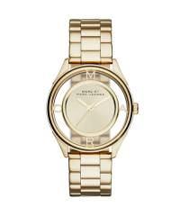 Marc Jacobs Damenuhr Gold MBM3413 Tether