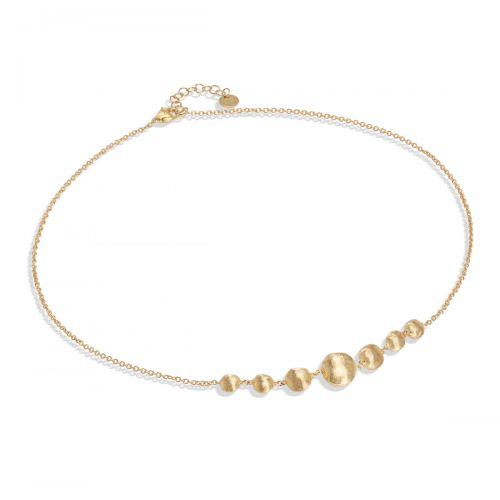 Marco Bicego Africa Halskette Gold 18 Karat CB2328 Y
