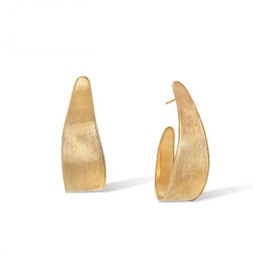 Marco Bicego Ohrringe Lunaria Gold 18 Karat Hoop Creolen OB1760 Y