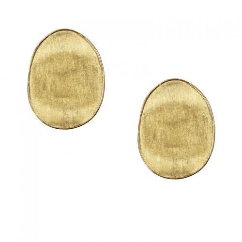 Marco Bicego Lunaria Ohrringe Gold 18 Karat Ohrstecker OB1344 Y