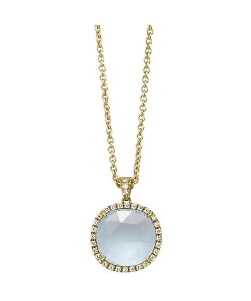 Marco Bicego Jaipur Halskette CB1539-B2-TP01