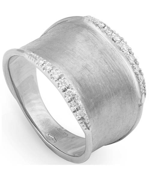 Marco Bicego Diamond Lunaria Ring AB550 B W