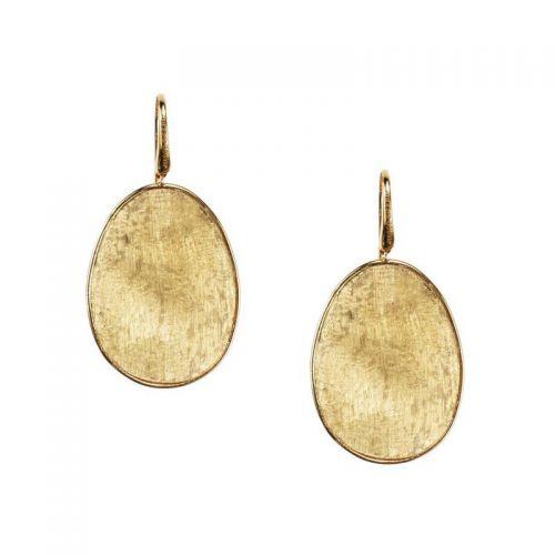 Marco Bicego Lunaria Ohrringe Gold 18 Karat Ohrhänger OB1351-A Y 02