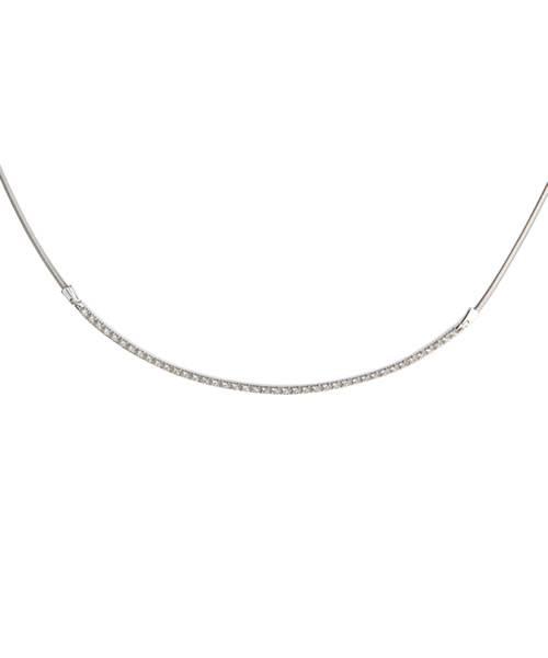Marco Bicego Halskette Goa Gold oder Weißgold mit Diamanten CG616-B4
