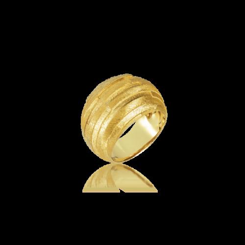 Luisa Rosas Essences Ring Stone Gold 18 Karat LRES048