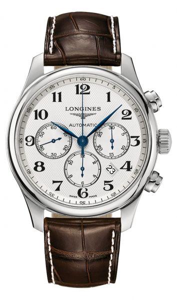 Longines HydroConquest 41mm Automatik Grau Edelstahl-Armband Herrenuhr L3.781.4.76.6 | Uhren-Lounge