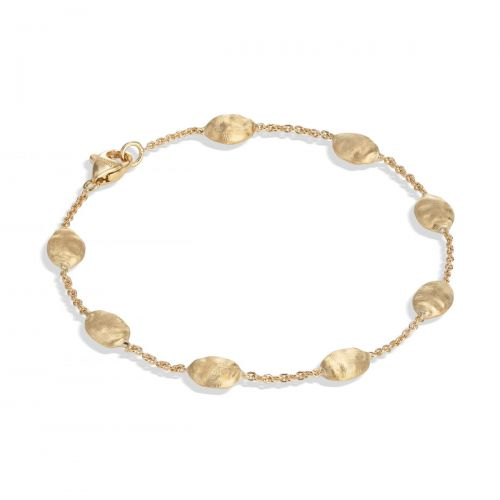 Marco Bicego Siviglia Armband Gold 18 Karat BB553 Y