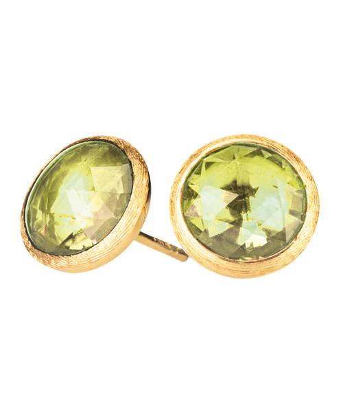 Marco Bicego Jaipur Ohrringe grün aus Gold und Lemon-Citrin OB957-LC01 | Schmuck Sale | Uhren-Lounge