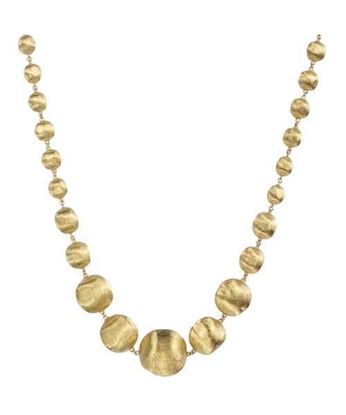 Marco Bicego Halskette Gelbgold 18 Karat Africa CB1329 Goldkette | Uhren-Lounge