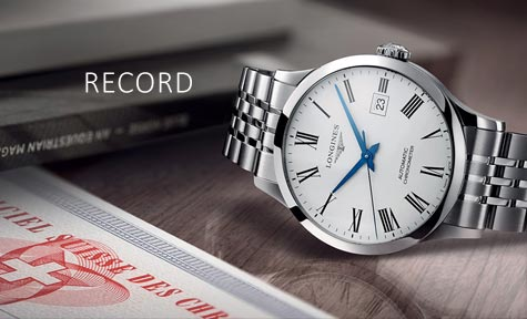 Longines Record