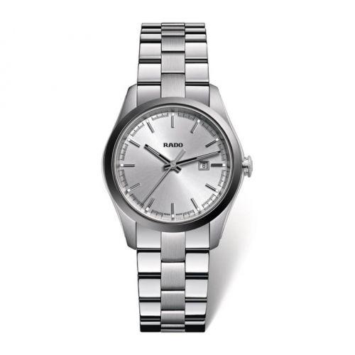 Rado HyperChrome Damenuhr 30mm Silber Edelstahl-Armband Quartz R32110103 | Uhren-Lounge