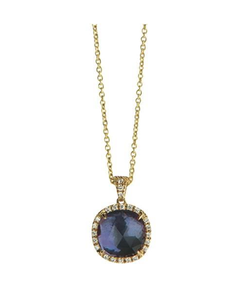 Marco Bicego Jaipur Halskette CB1538-B2-IO01