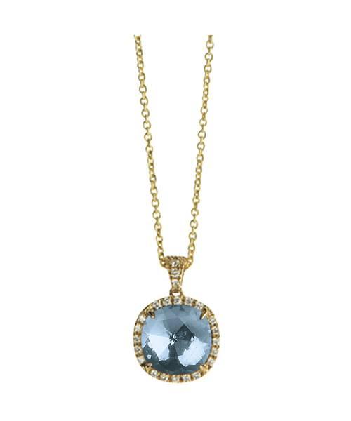 Marco Bicego Jaipur Halskette CB1538-B2-TP01