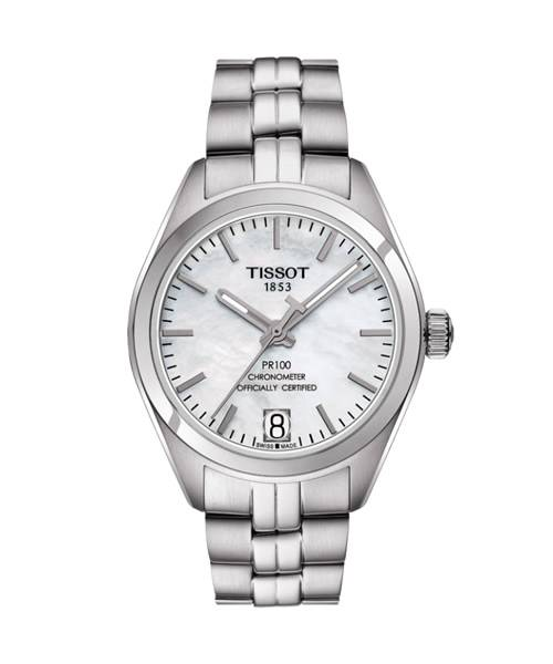 Tissot PR 100 Automatic Lady COSC NEW (T101.208.11.111.00)