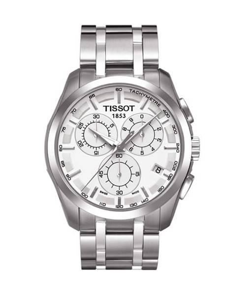 Tissot Couturier Quartz Herren Chronograph (T035.617.11.031.00)