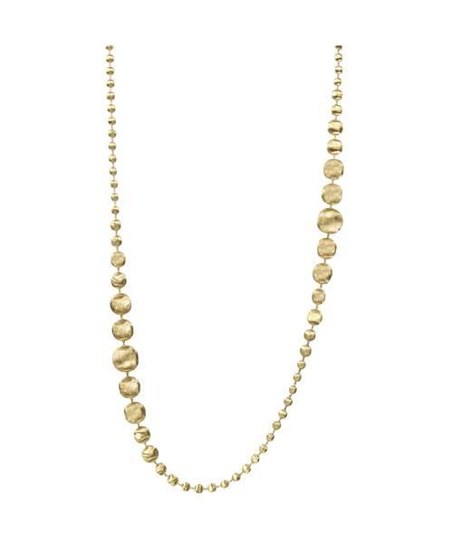 Marco Bicego Damen Halskette AFRICA 92cm aus 18kt Gelbgold CB1494