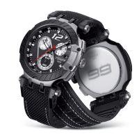 Tissot T-Race MotoGP Limited Edition Uhr Jorge Lorenzo 2019 Chronograph 43mm schwarz T115.417.27.057.00