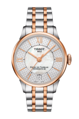 Tissot Chemin des Tourelles POWERMATIC 80 Damenuhr (T0992072211801) SWISS SPECIAL EDITION