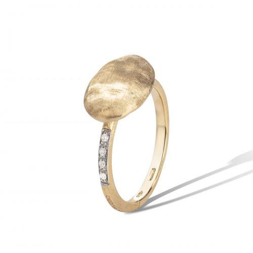 Marco Bicego Siviglia Ring Gold mit Diamanten AB609 B YW