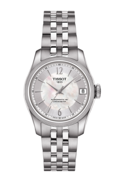 TISSOT BALLADE POWERMATIC 80 COSC LADY DAMENUHR  T108.208.11.117.00
