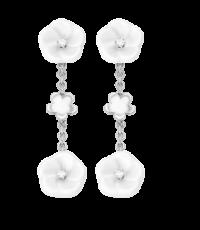 1739 Royal Blossom Ohrringe 3 Blüten (MPJ55BL29600)