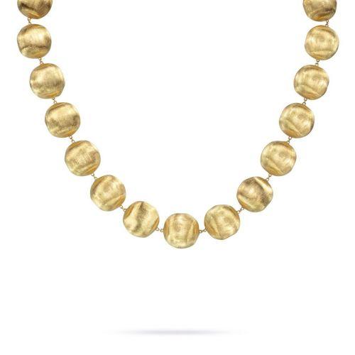 Marco Bicego Damen Halskette AFRICA 46cm aus 18kt Gelbgold CB1327