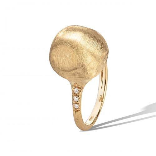 Marco Bicego Africa Ring Gold mit Diamanten AB613 B Y