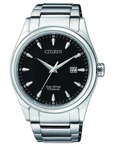 Citizen BM7360-82E Eco-Drive Super Titanium Herrenuhr