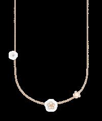 1739 Royal Blossom Collier 3 Blüten (MPJ20BL159C45)