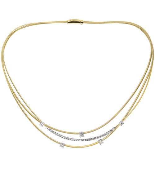 Marco Bicego Goa Halskette CG699 B2