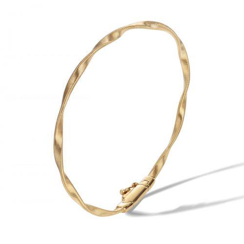 Marco Bicego Armreif Gold 18 Karat Marrakech Armband BG337 Y