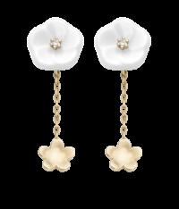 1739 Royal Blossom Ohrringe 2 Blüten (MPJ55BL38600)