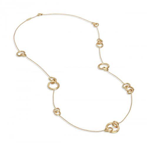 Marco Bicego Halskette Gold 18 Karat 92 cm Jaipur Link CB1340 Y