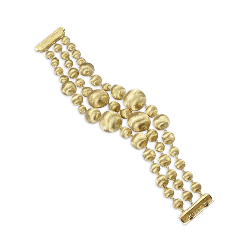 Marco Bicego Damen Armband AFRICA 19,5cm aus 18kt Gelbgold BB1468