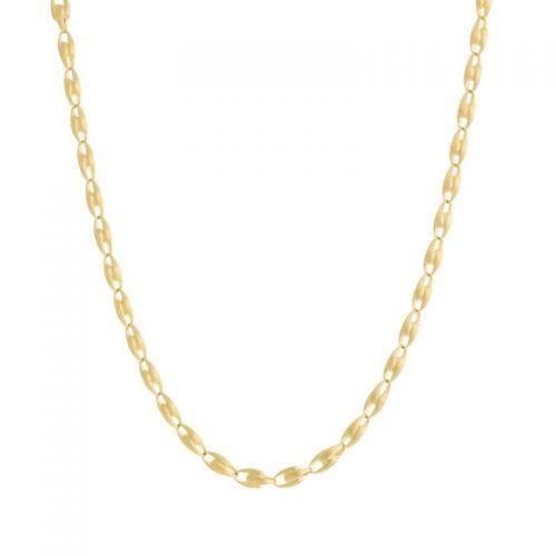 Marco Bicego Lucia Goldkette 18 Karat mit großen Gliedern 45 cm CB2361 Y 02 SALE | Uhren-Lounge